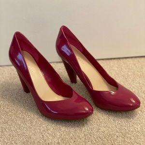 Nine West Pink Heels 6.5